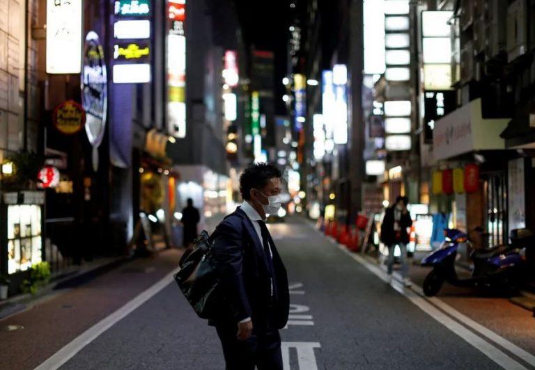 Tokio declaró estado de emergencia por casos de covid