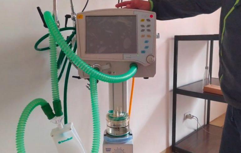 Invima no autorizó uso de algunos ventiladores mecánicos importados de China