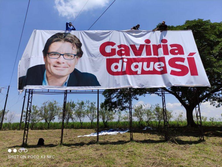 """""""Somos 8 millones de jóvenes en Colombia y podemos poner presidente si queremos"""""""