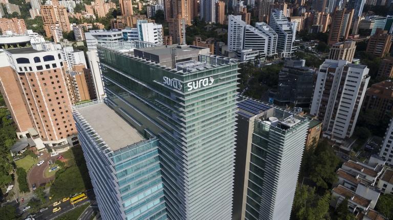 Fitch Ratings confirmó calificaciones de Grupo Sura