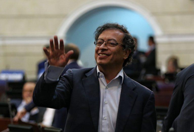 Petro asegura que la Colombia Humana es la primera fuerza política del país