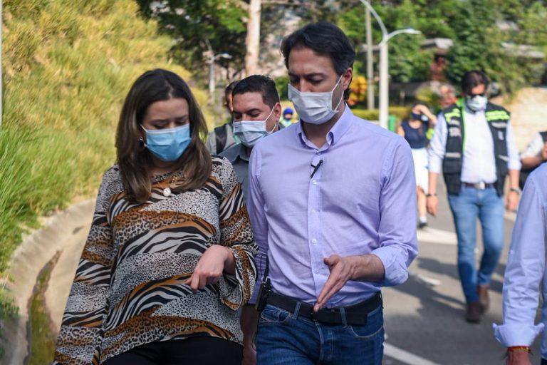 CD propuso Moción de Censura contra Camila Villamizar, Secretaria Privada de la Alcaldía de Medellín