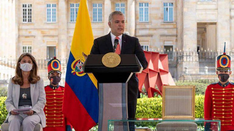 Presidente insiste en extradición de jefes del ELN en Cuba