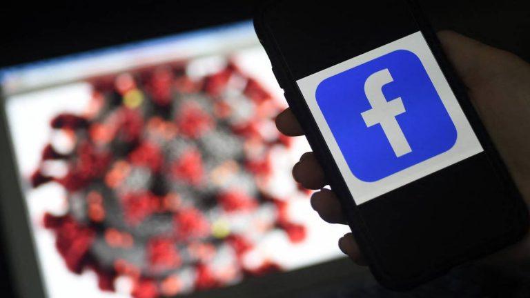 Facebook empezó a censurar información falsa sobre el covid y las vacunas