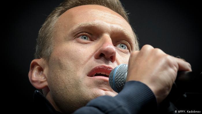 """""""La corte es corrupta, los casos son fabricados, la verdad está de mi lado"""": Navalni, opositor en Rusia"""