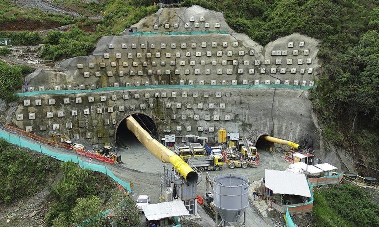 Exclusiva, ¿Cuáles son las firmas que presentaron ofertas para la construcción de las vías de acceso al túnel Guillermo Gaviria Echeverri?