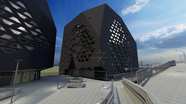 Ya radicaron proyecto de acuerdo para rehabilitar la Biblioteca España
