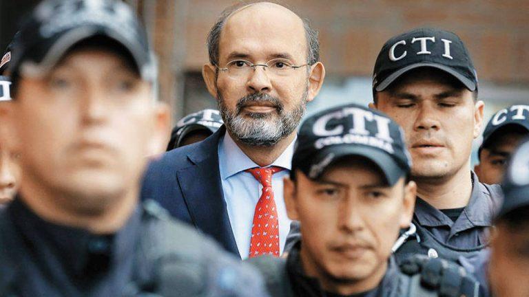 Condenaron a exmagistrado Francisco Ricaurte por 'cartel de la toga'