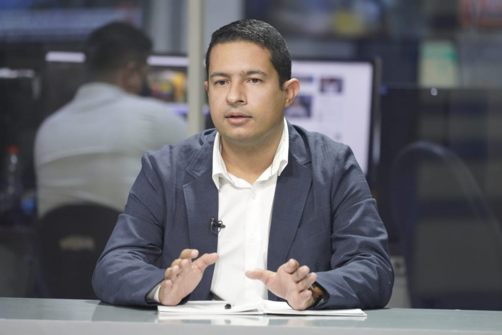 Julián Vásquez - Hidroituango generar energía competitividad