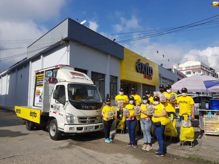 Grupo Éxito presentó el Éxito Super Calle 28 en Ibagué