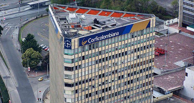 En segundo semestre, utilidades de Corficolombiana subieron $537.667 millones