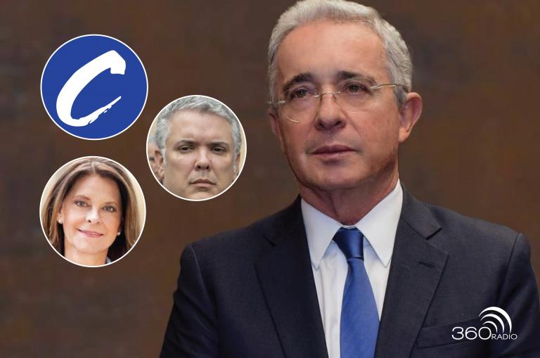 Uribe pide honrar el acuerdo con los conservadores para nombrar a la nueva vicepresidenta