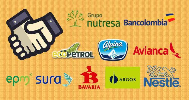 Bancolombia, Grupo Nutresa y Sura las empresas más responsables de Colombia: Ranking Merco