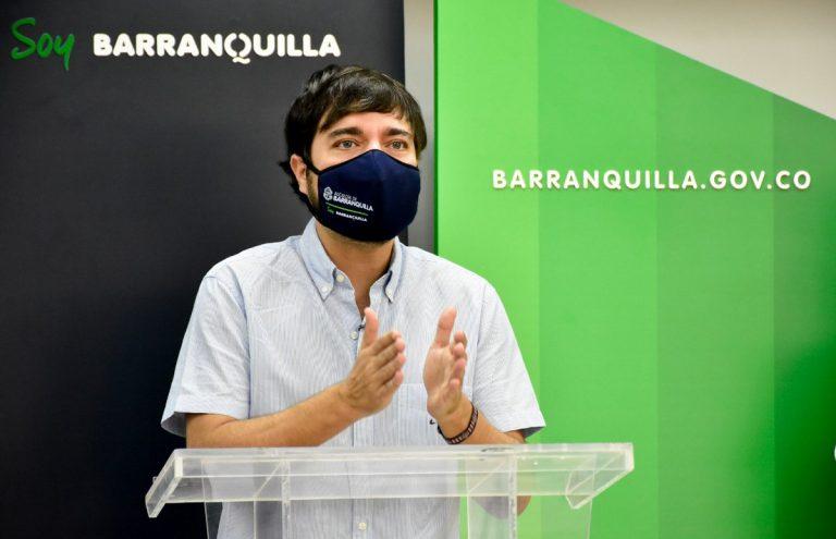 Alerta naranja en Barranquilla por contagios de COVID-19