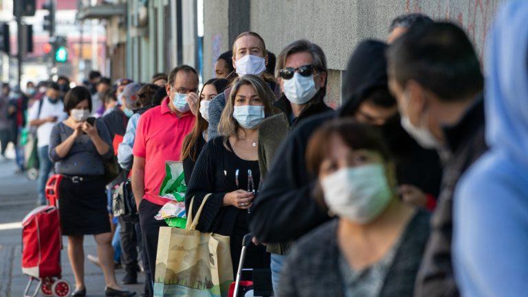 Chile cerró sus fronteras por aumento en casos de coronavirus
