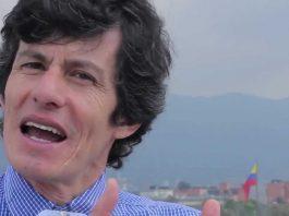 Captura de pantalla canal de YouTube Juan Carlos Flórez - Claudia López