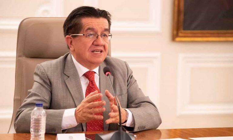 Minsalud advierte por nuevo pico de la pandemia en octubre