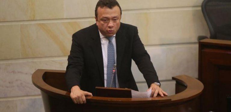 Exsenador Pulgarín pidió sentencia anticipada