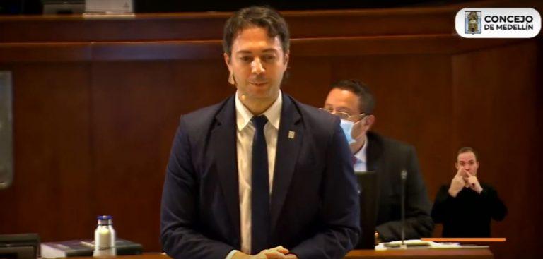 Nuevo gerente de EPM y otros cargos anunciados por el alcalde Daniel Quintero