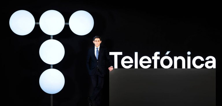 Telefónica logró reducir su deuda en 9.100 millones de euros
