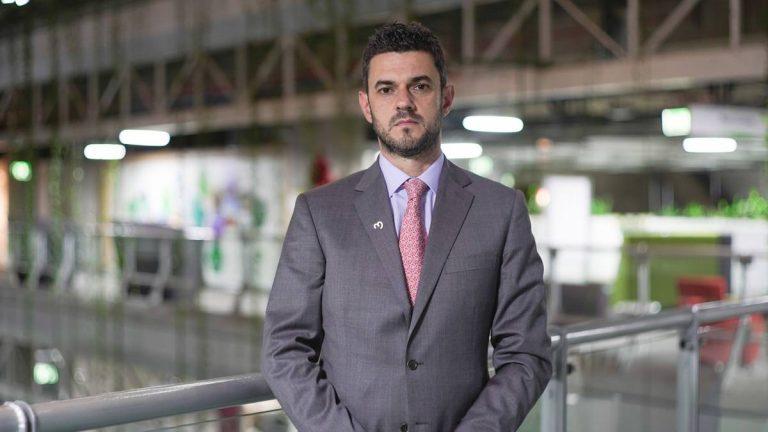 Alejandro Calderón Chatet renunció a la gerencia de Epm