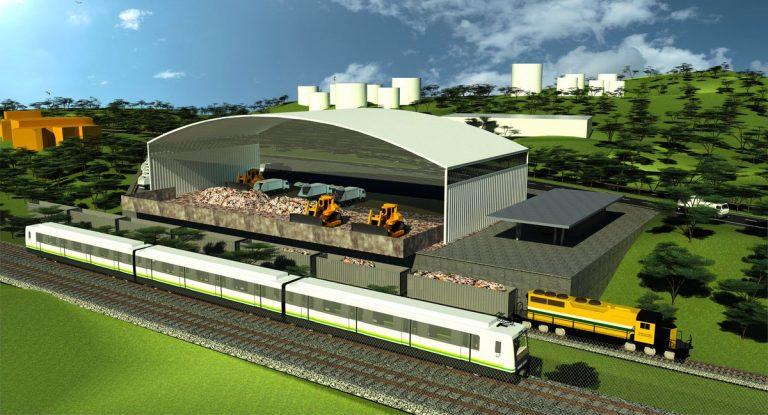 Antioquia radicó ante la Nación el proyecto para retomar el ferrocarril