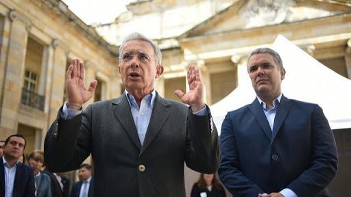¿Hay un distanciamiento entre Duque y Uribe?