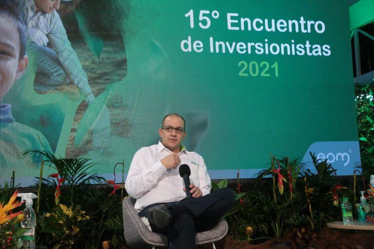 Solidez financiera y estabilidad de EPM destacaron en el 15° Encuentro de Inversionistas