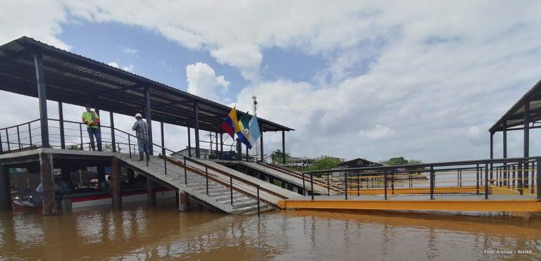 Con inversión de $26.200 millones, Invías construirá 9 muelles fluviales