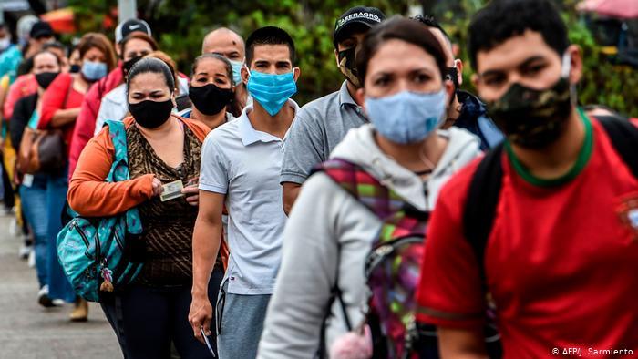 Colombia es un país con alto riesgo de contagio por Covid-19, según Francia
