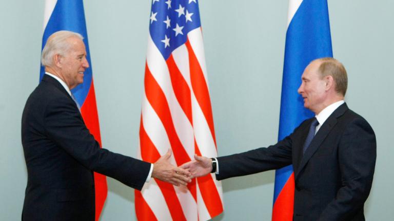 Biden y Putin se reunirán por primera vez el 16 de junio en Ginebra