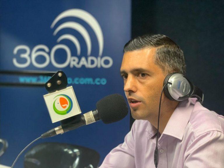 """""""El Centro de Vacunación Multivehicular podría inmunizar hasta 150 mil personas por mes"""", Braulio Espinosa"""