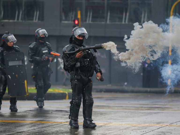 Abrieron incidente de desacato contra entidades estatales por abusos del ESMAD en las marchas