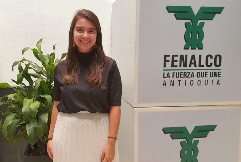 """""""Necesitamos una apertura total en el departamento"""", directora Fenalco Antioquia en 360"""