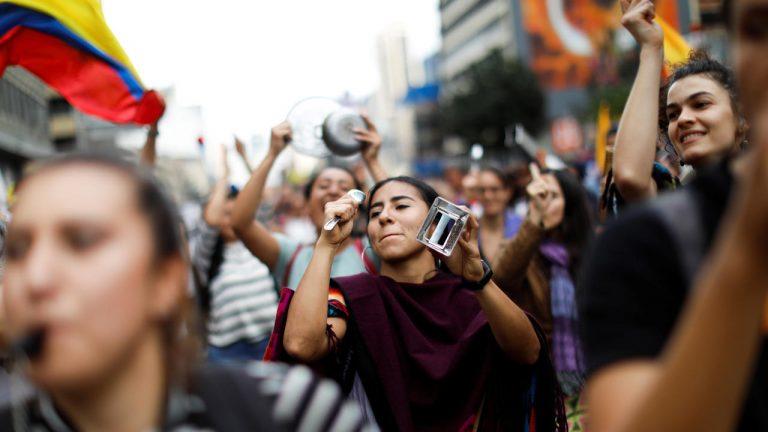 Han fallecido 48 personas desde el inicio de las protestas, según Fiscalía y Defensoría