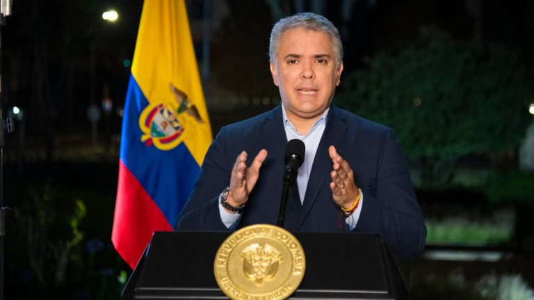 Duque anuncia asistencia militar para el Valle del Cauca