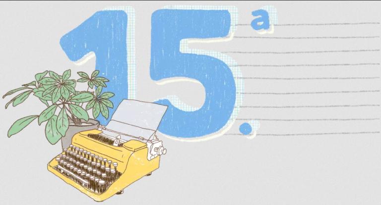 La Feria Popular Días del Libro celebra 15 años