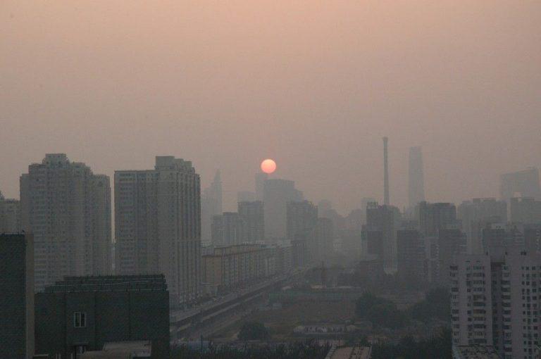 China emite más gases de efecto invernadero que el resto de paises desarrollados juntos