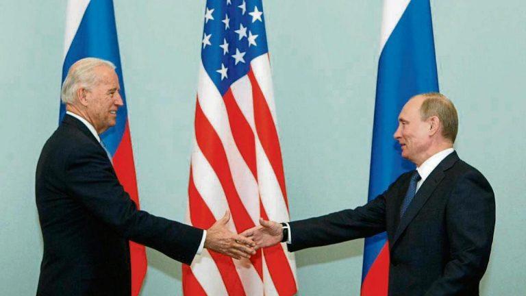 Putin y Biden discutirán temas de derechos humanos y el asalto al Capitolio