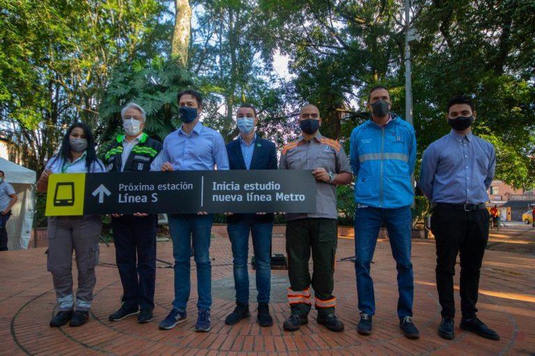 Medellín inicia estudios para construir la primera línea subterránea del Metro