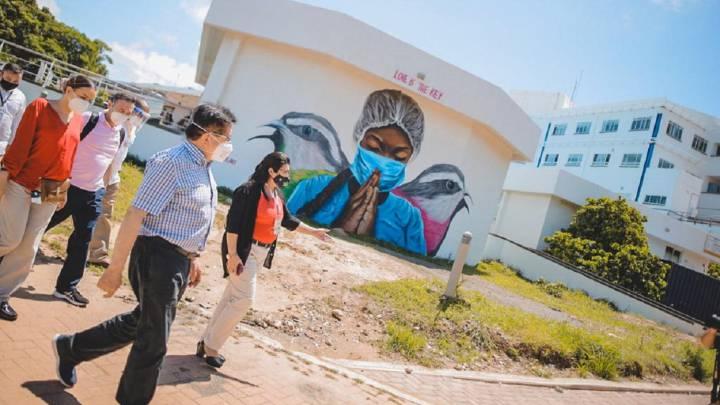 Inicia la vacunación masiva en San Andrés