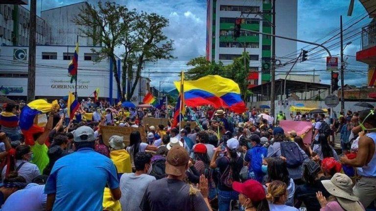 """""""Si no hay paz, no hay fútbol"""": anuncian plantón en Barranquilla por partido de Colombia"""
