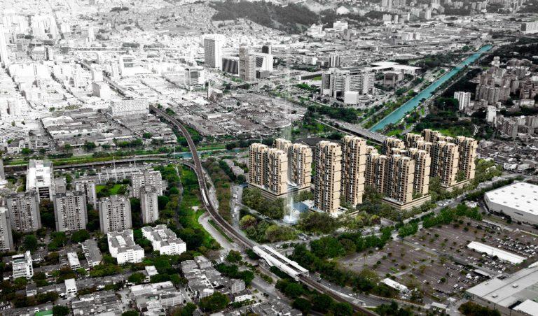 Medellín avanza en su transformación urbana con la reactivación del Plan Parcial de Naranjal