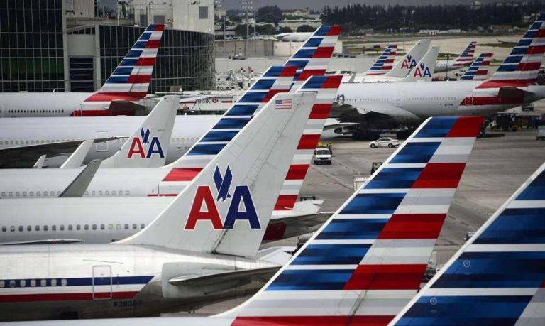 American Airlines aceptará pruebas de covid-19 caseras