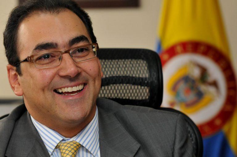 Sergio Díaz-Granados es el nuevo presidente de la CAF