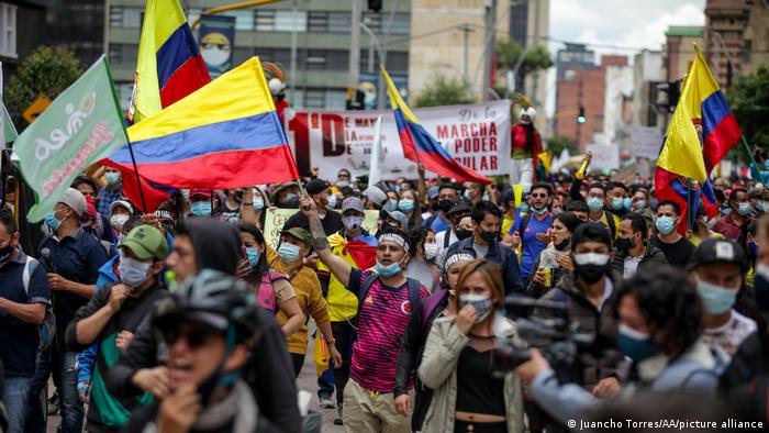 Comité del Paro suspenderá las manifestaciones temporalmente