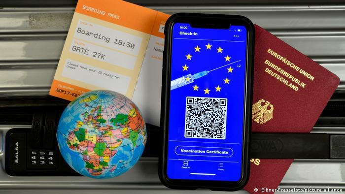 La Unión Europea aprobó Certificado Covid para reactivar el turismo en julio