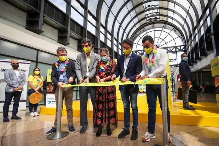 Viva Air estrena ruta internacional: Medellín – Cancún