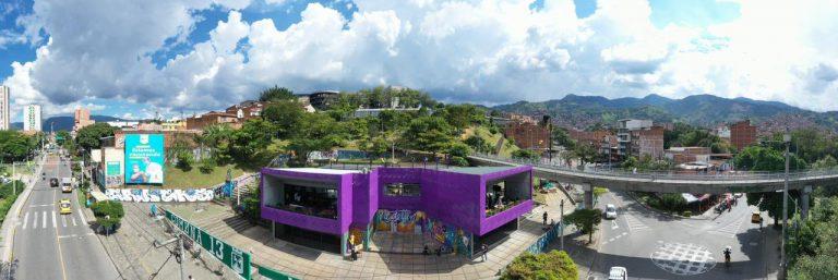 El primer Centro del Valle de Software en Medellín ya abrió sus puertas