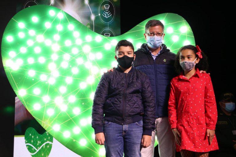 La Gobernación de  Antioquia y el IDEA lanzan Antioquia LED, ¿De qué se trata?